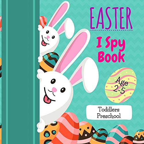 Easter I Spy Book Age 2-5: Play ...