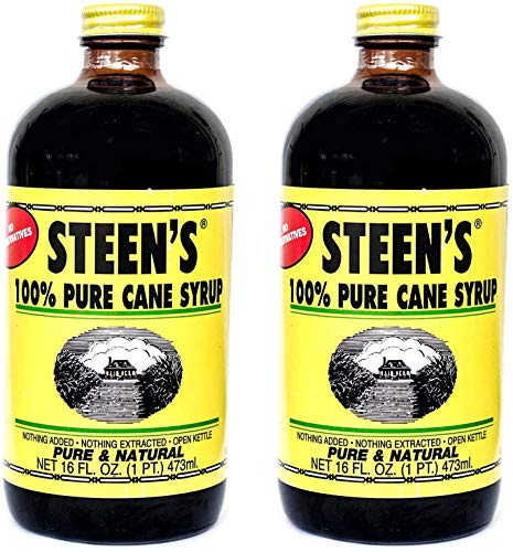 Steen's 100% Pure Cane Syrup, 16fl. oz (2 Pack (16 oz))