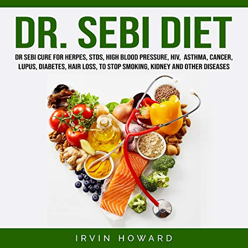 Dr. Sebi Diet cover art
