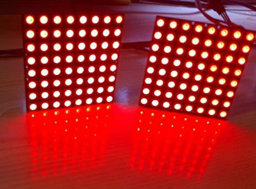 2019 WS2812 LED 5050 RGB 8x8 LED Matrix for Arduino WS2812B 8 * 8 64-Bit Full Color 5050 RGB LED Lamp Panel Light