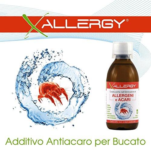 EFFETTO CASA X-Allergy - Additivo Anti-acaro per Bucato ml 250 (1 FLACONE)