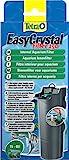 Tetra EasyCrystal Filter 250 - Filtro interior de acuario para agua cristalina y saludable, apto para acuarios de 15 a 40 litros