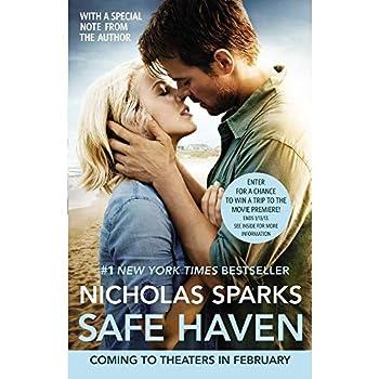 Paperback Safe Haven (CD-Audio) By (author) Nicholas Sparks, Book