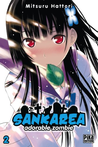 Sankarea T02: Adorable zombie