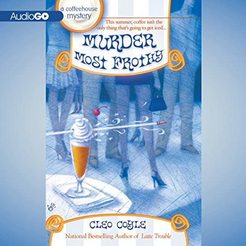 Murder Most Frothy cover art