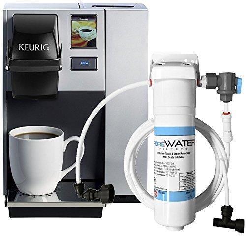 Keurig K2500 Plumbed Single Serve Commercial Coffee Maker and Tea Brewer...