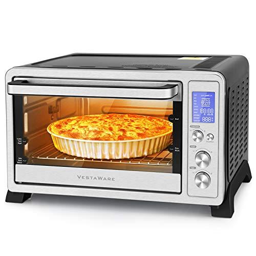 Vestaware Convection Toaster Oven, Digital...