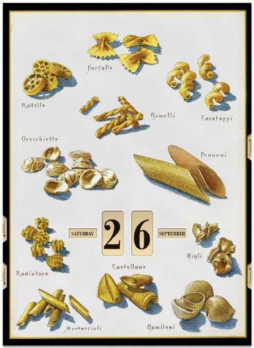 Pasta: A Perpetual Wall Calendar