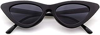 Retro Vintage Narrow Cat Eye Sunglasses for kids heart shaped sunglasses
