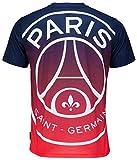 PARIS SAINT-GERMAIN Maillot PSG - Collection Officielle Taille Enfant 8 Ans