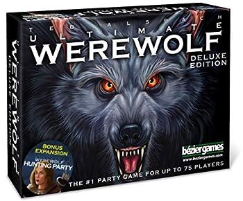 Bezier Board Games Ultimate Werewolf Deluxe Edition Black