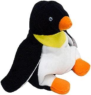 TY McDonald's Teenie Beanie - #11 WADDLE the Penguin (1998)