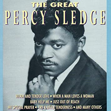 The Great Percy Sledge