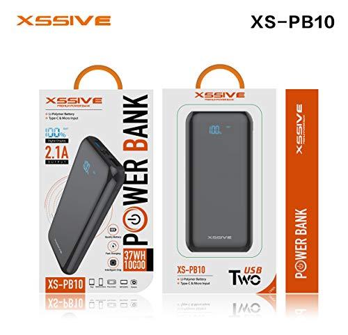 Xssive powerbank 10000mAh model XS-PB10