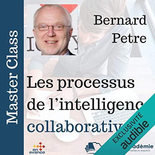 Couverture de Les processus de l'intelligence collaborative