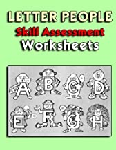 Letter People - Skill Assessments Worksheets Collection
