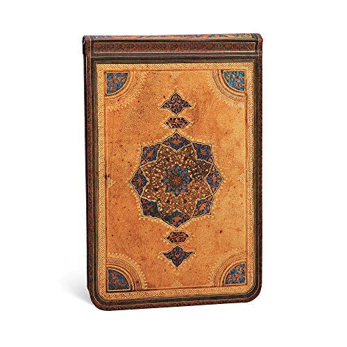 'arte obligatorio Safavid' Paperblanks Mini cuaderno con cuadrícula páginas reportero