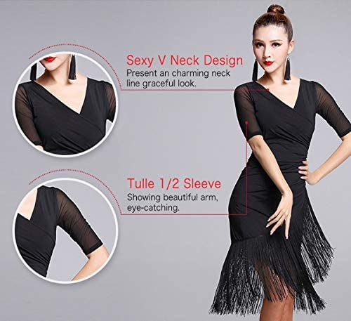 Cheap tango dress _image0
