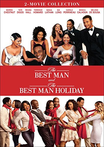The Best Man/The Best Man Holiday 2-Movie Collection by Taye Diggs