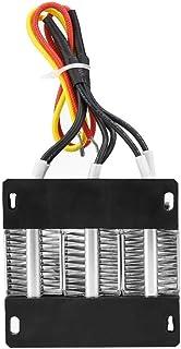 Calentador de Aire de cerámica PTC, 12V 150W Calentador de Aire de cerámica PTC Aislado Calentador eléctrico para Arriba rápidamente Elemento de calefacción de Seguridad PTC
