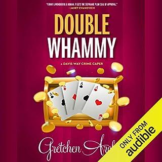 Double Whammy audiobook cover art