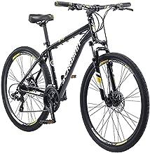 Schwinn GTX Elite Comfort Adult Hybrid Bike, Dual Sport Bicycle, 18-Inch Aluminum Frame, Black/Yellow
