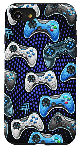 iPhone SE (2020) / 7 / 8 Awesome Video Game Controller Gamer Boys Gaming Gift Case