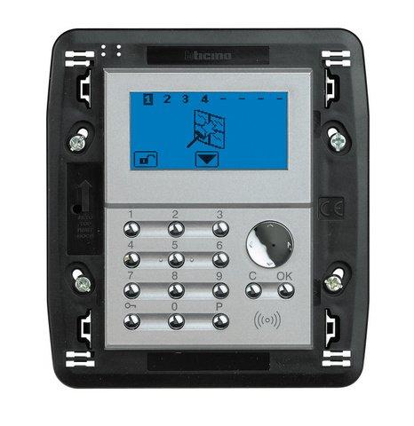 Bticino my home - Display alarma mh axolute claro