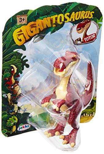 Mini Personagens Gigantossaurus Colecionáveis, Mimo Brinquedos