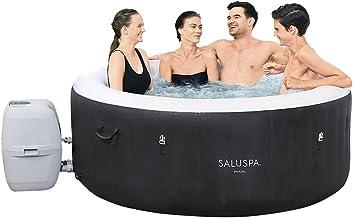 Bestway SaluSpa Miami Inflatable Hot Tub, 4-Person AirJet Spa