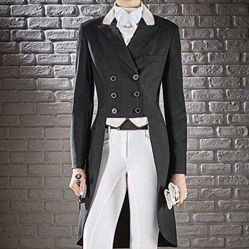 Equiline - Chaqueta de Dressage Frac para mujer, modelo Cadence