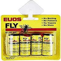 屋内または温室で使用するための強力なフライペーパーフライロールペーパー無農薬フライペーパー粘着性フライキャッチャー
