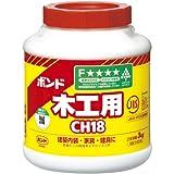 ボンド 木工用 CH18 3kg(ポリ缶) #40140