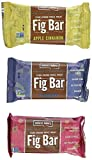 Nature's Bakery Stone Ground Whole Wheat Fig Bar, 2 OZ Twin Packs, Variety Pack (54 Twin Packs)