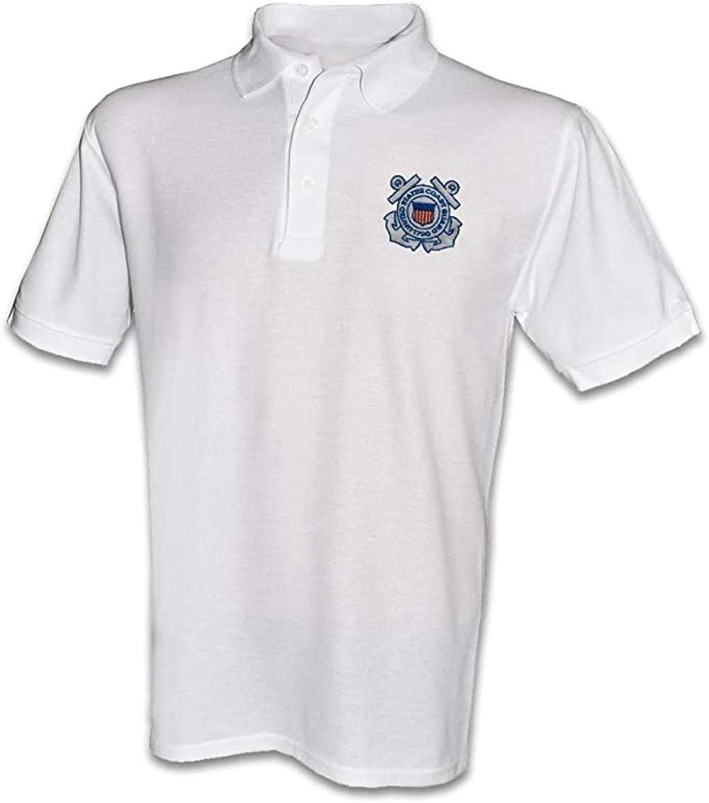 25% OFF U.S. Coast Guard Shirt Logo Nippon regular agency Polo
