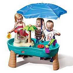 Step 2 Splish Splash Seas Water Table for one-year-olds