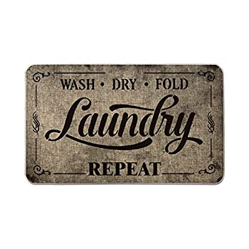 laundry rugs and mats