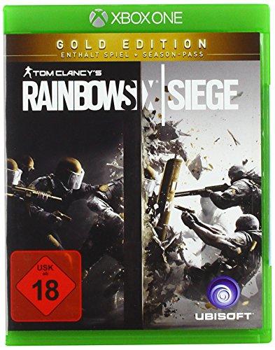 Tom Clancy's Rainbow Six: Siege - Gold Edition [Xbox One]