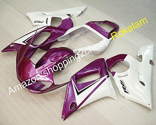 pour Carénage Yzf-r6 1998 1999 2000 2001 2002 Yzfr6 Yzf600 98 99 00 01 02 YZF R6 600 Superbike Carénages (Moulage par injection)