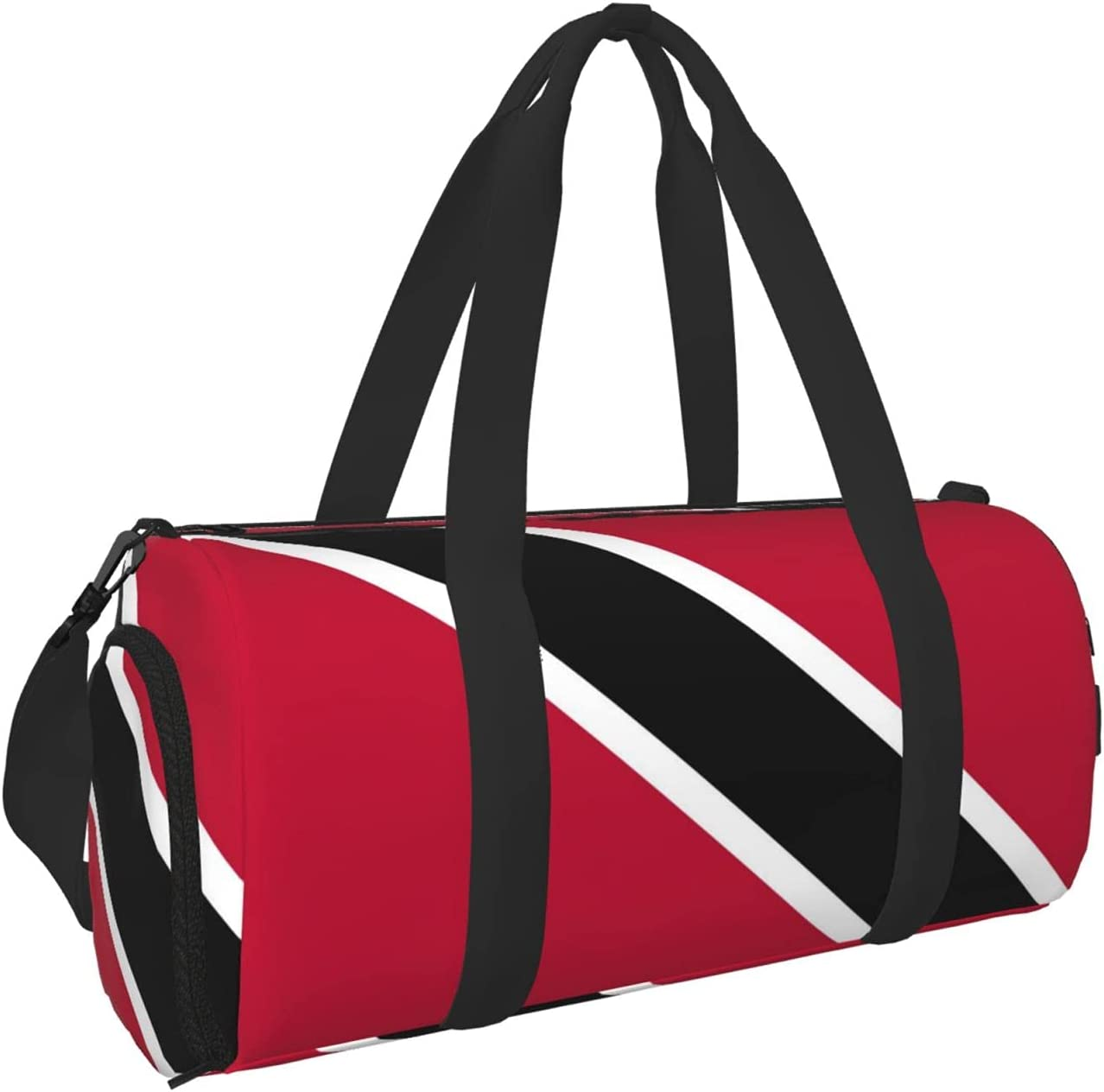 Trinidad and Tobago Flag Gym Bag for Travel Duffel Inventory cleanup selling sale Men Inventory cleanup selling sale Women
