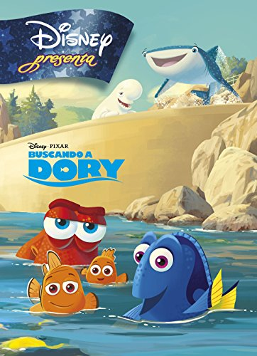 Buscando a Dory. Disney presenta