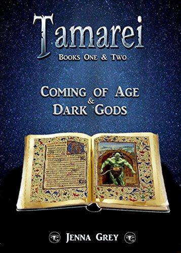 Omnibus edition Coming of Age and Dark Gods (Tamarei)