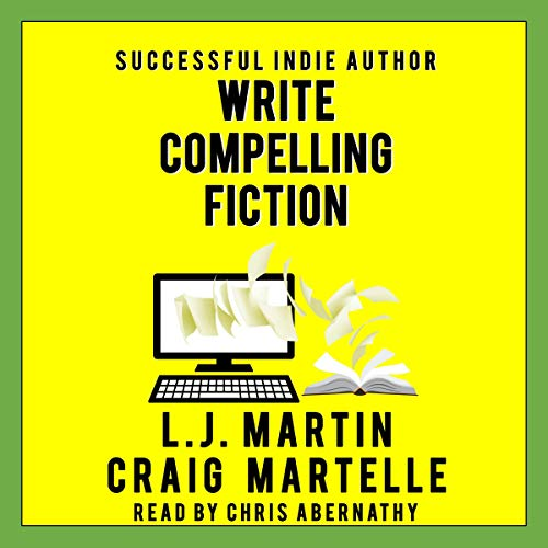Write Compelling Fiction cover art