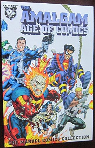The Amalgam Age of Comics: The Marvel Comics