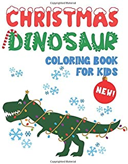 Best christmas dinosaur coloring pages Reviews