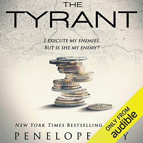 The Tyrant audiobook cover art