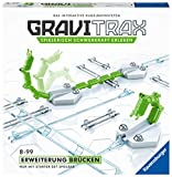 Puentes de expansión Ravensburger GraviTrax, Accesorio Ideal para espectaculares Pistas de Bolas, Juguete de construcción para niños a Partir de 8 años