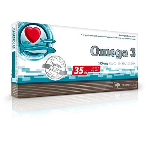 Olimp Omega 3 (35) , 60 Kapseln, 1er Pack (1 x 75.6 g)