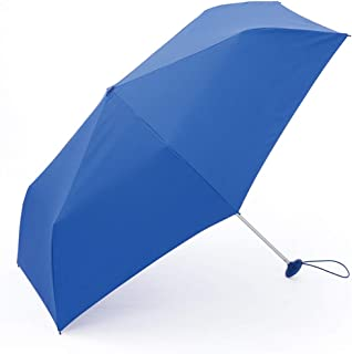 Household Umbrellas Business Casual Umbrella for Men and Women Rain and Rain Folding Umbrellas Available in Four Colors HYBKY (Color : Blue)