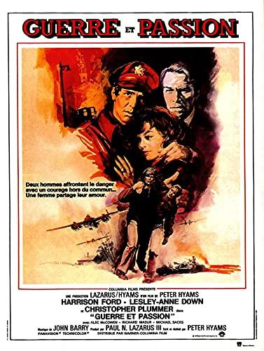 Guerre Et Passion (Hanover Street) - 1979 - Harrison Ford - 40x60cm